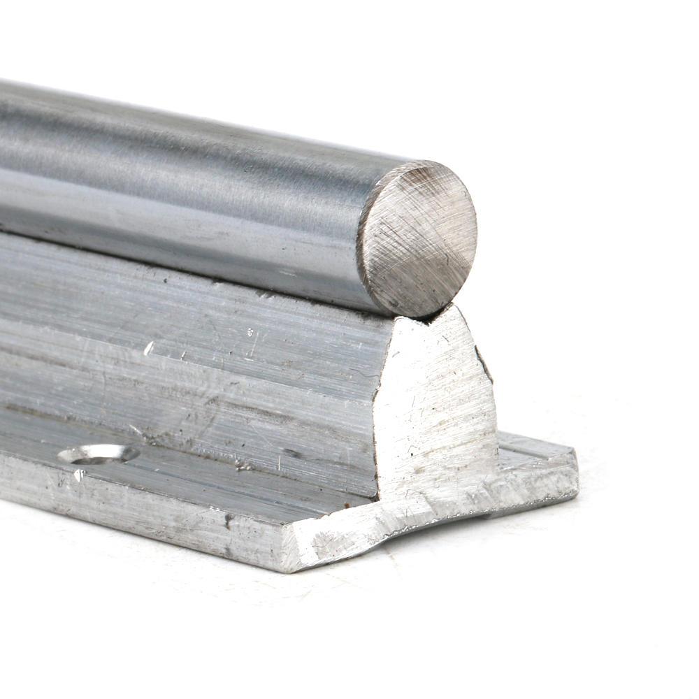 16mm x 1200mm linear liderazgo ola lineal con aluminio subestructura para sbr16uu Rail