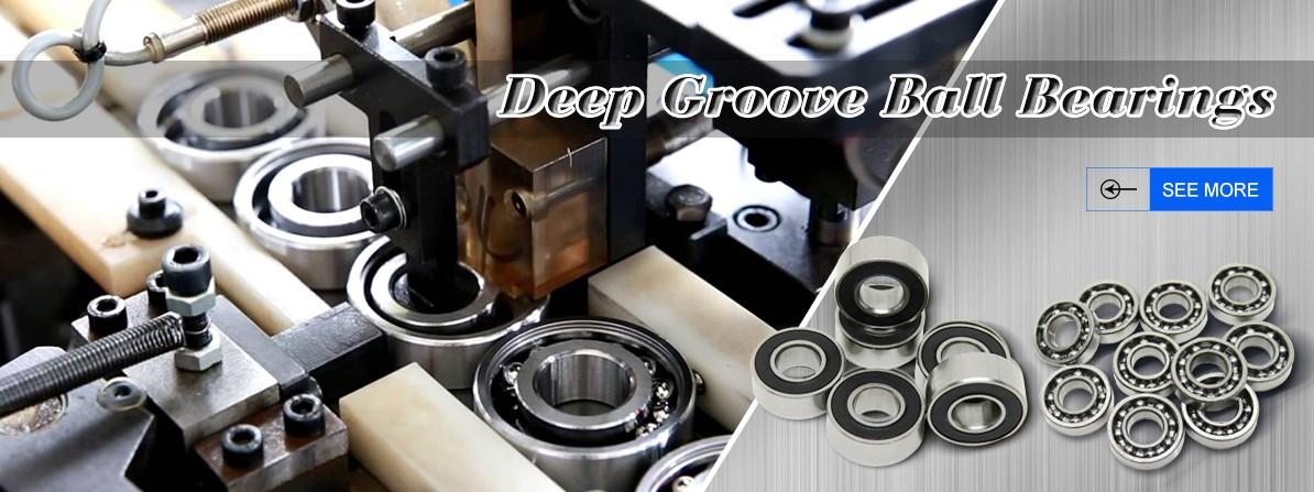 95x170x32mm 6219zz deep groove ball bearing 6219 z