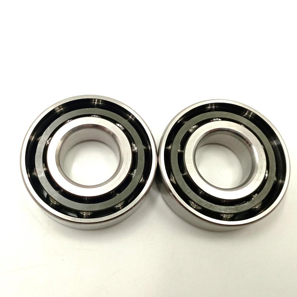 Motorbike used angular contact ball bearing