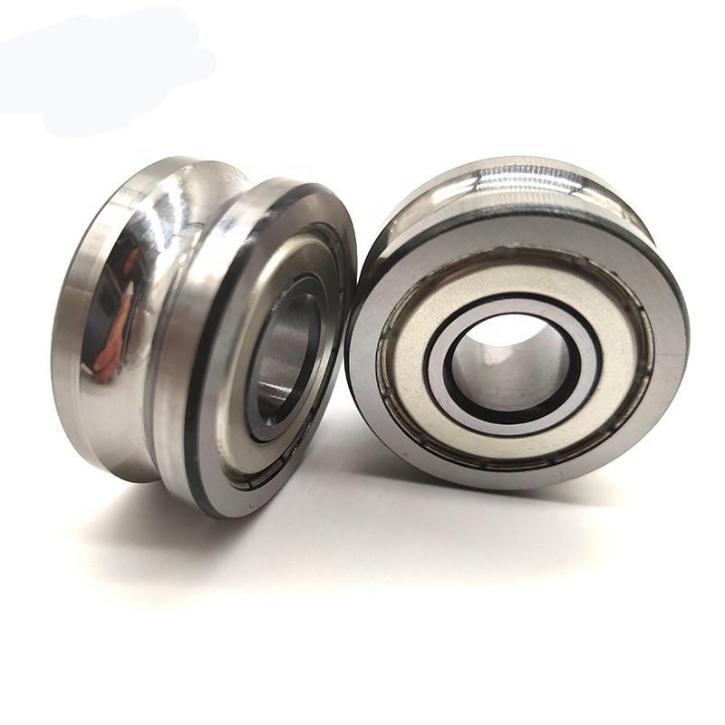Sliding Gate Wheel U Groove Track Roller Bearing LFR5201 KDD