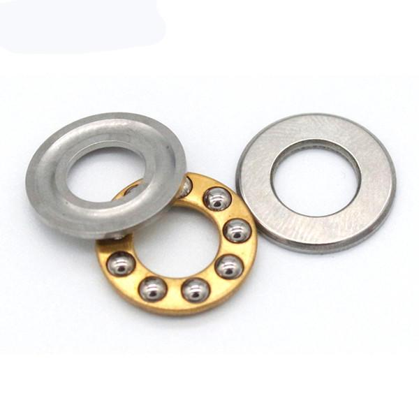 Gcr15 chrome steel Thrust Ball Bearing