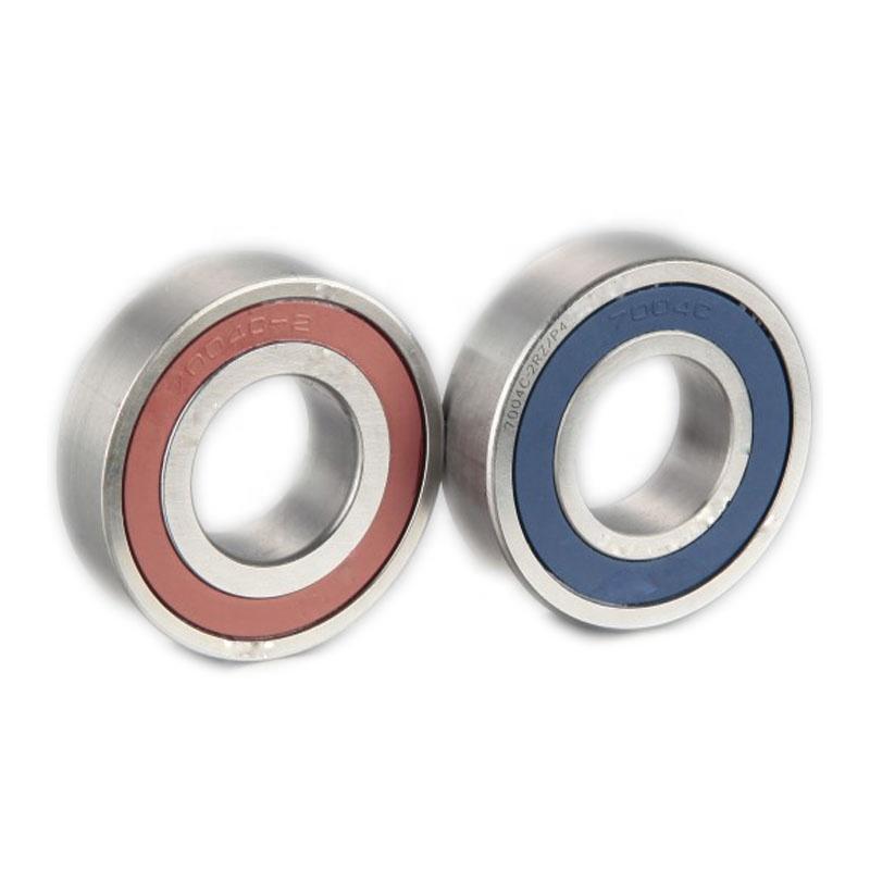 angular contact ball bearings 3007 2RS Chrome Steel