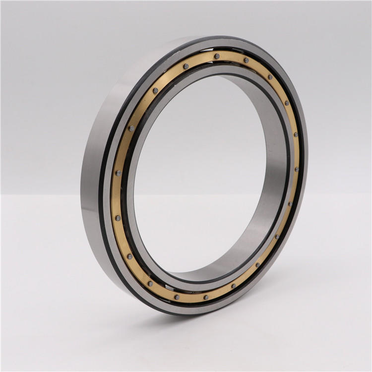 Brass cage deep groove ball bearings 61860M Chrome steel