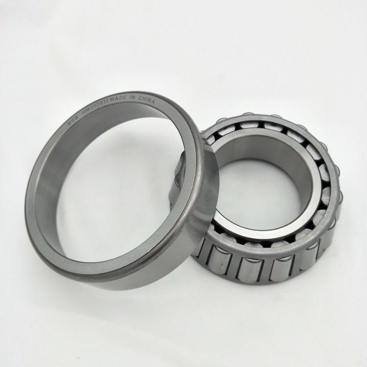 taper roller bearing HM212047 nylon, steel, brass