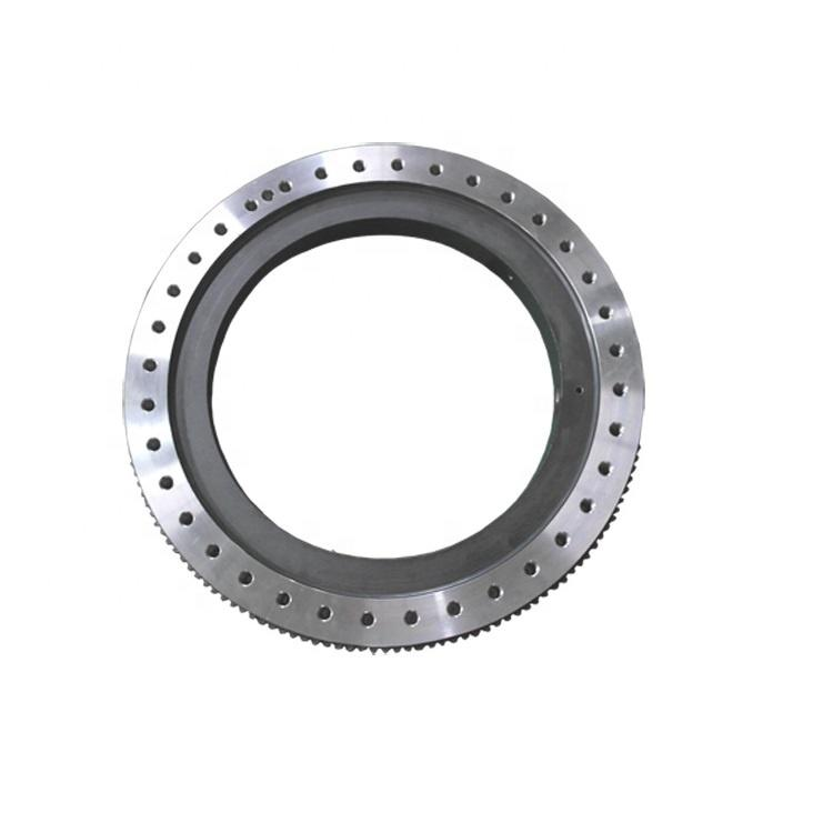 Non-gear outer gear slewing ring bearing 50Mn/42CrMo