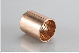 Sliver Bronze oilless sliding bearing