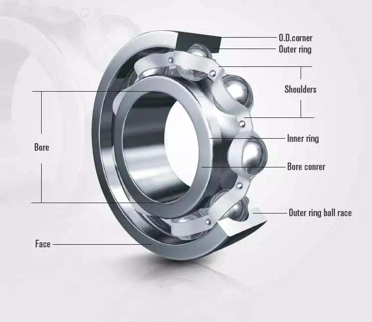 automobile gearbox bearing f-846067.01 56*86*25 mm