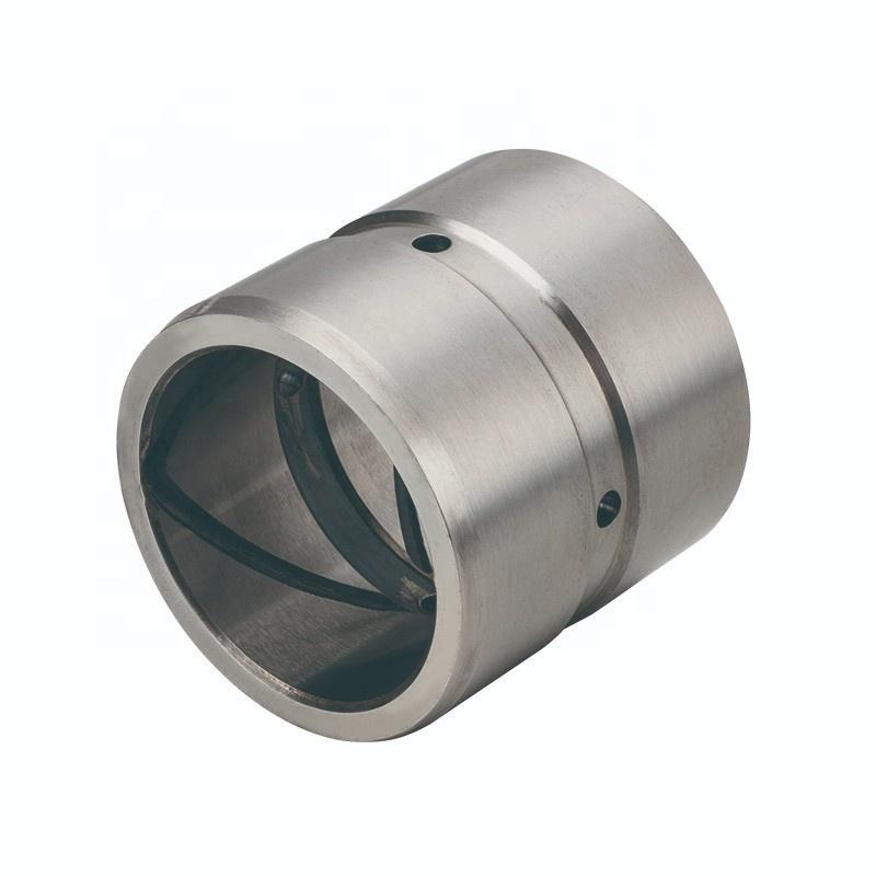 Cross oil deep groove steel bearing bushing TCB602