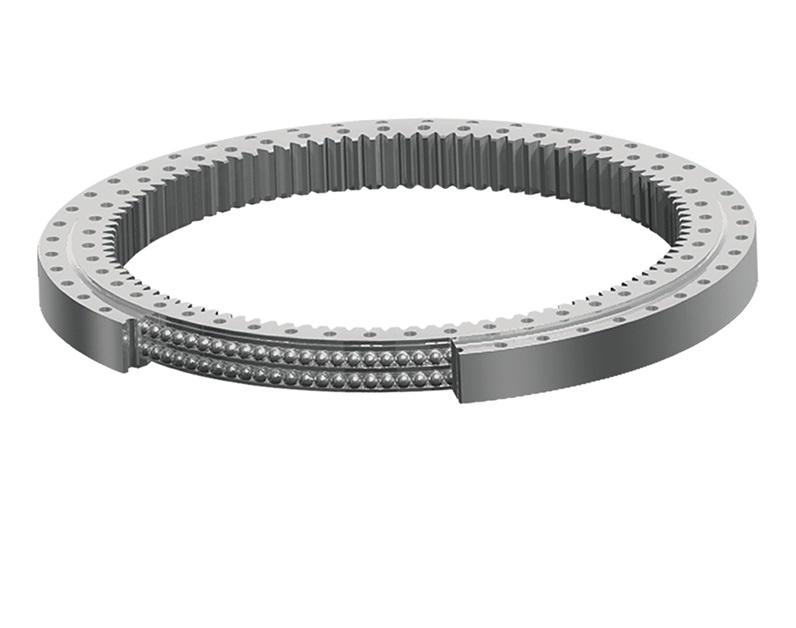 Ball Bearing For Slewing Mobile Cranes