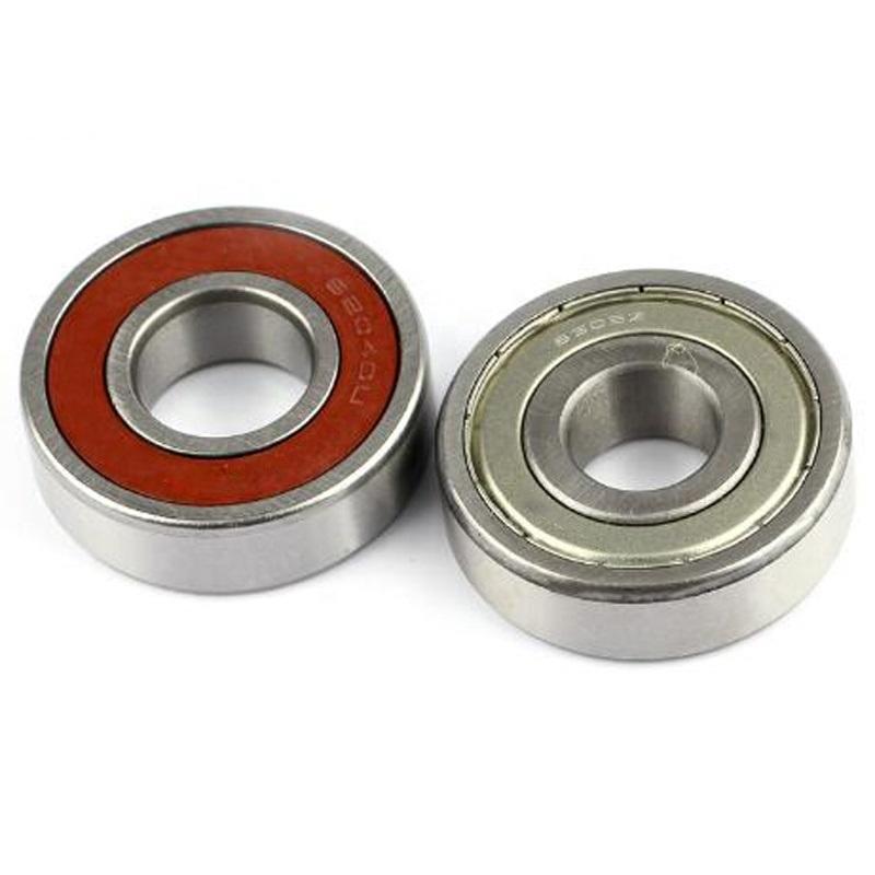 6204 Ball Bearing Roller Deep Groove Ball Bearing Size 20x47x14mm