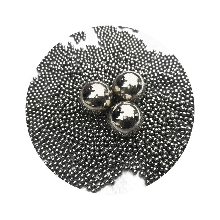 high polished mini-size 304 316 stainless steel ball