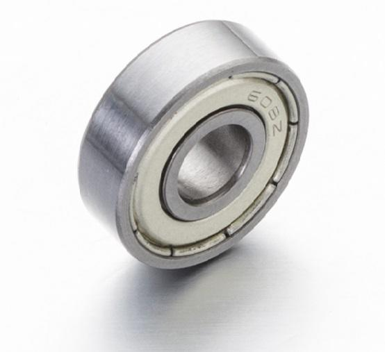 double row deep groove ball bearing 6201z 6202z