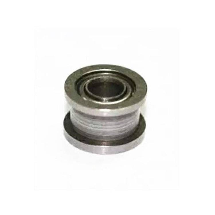 Double Flanged Ball Bearings