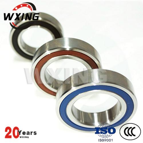 angular contact ball bearing Single Row es: Manufacturing Plant
