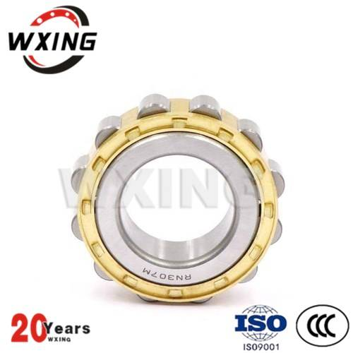 Cylindrical roller bearing for production line
