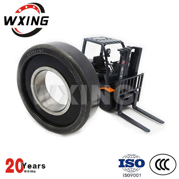 Forklift mast bearings and rollers Forklift Mast Parts