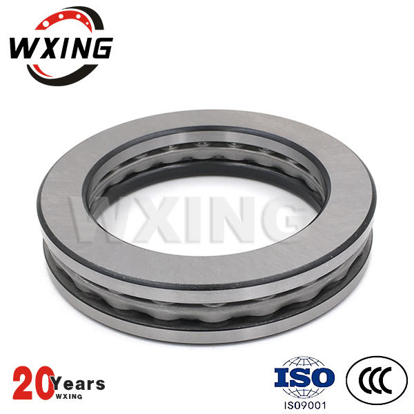 Chrome Steel Thrust Ball Bearing Manufacture