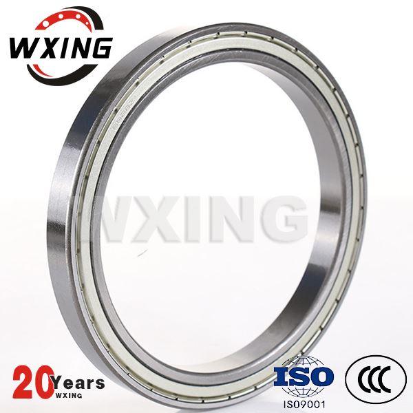 Thin wall Deep groove ball bearing  Big size for big machine-3