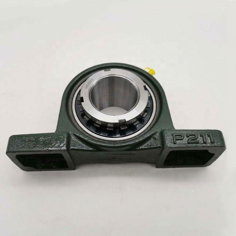 easy installation plummer block bearing assembly high precision-3