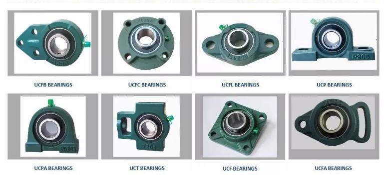 easy installation plummer block bearing assembly high precision-4