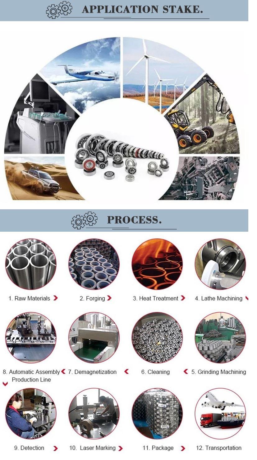 easy installation plummer block bearing assembly high precision-5