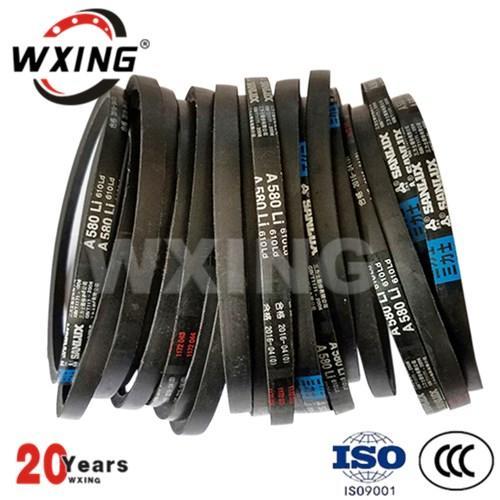 Industrial Rubber Belt Power Transmission V-Belt