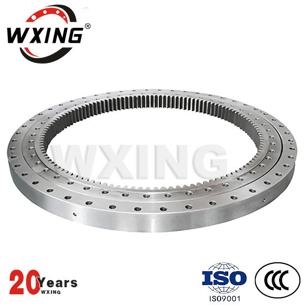 Excavator PC300-8 Slewing ring / Swing Bearing 207-25-61100 Swing Circle assy fit for Excavator PC300-8; PC300LC-8
