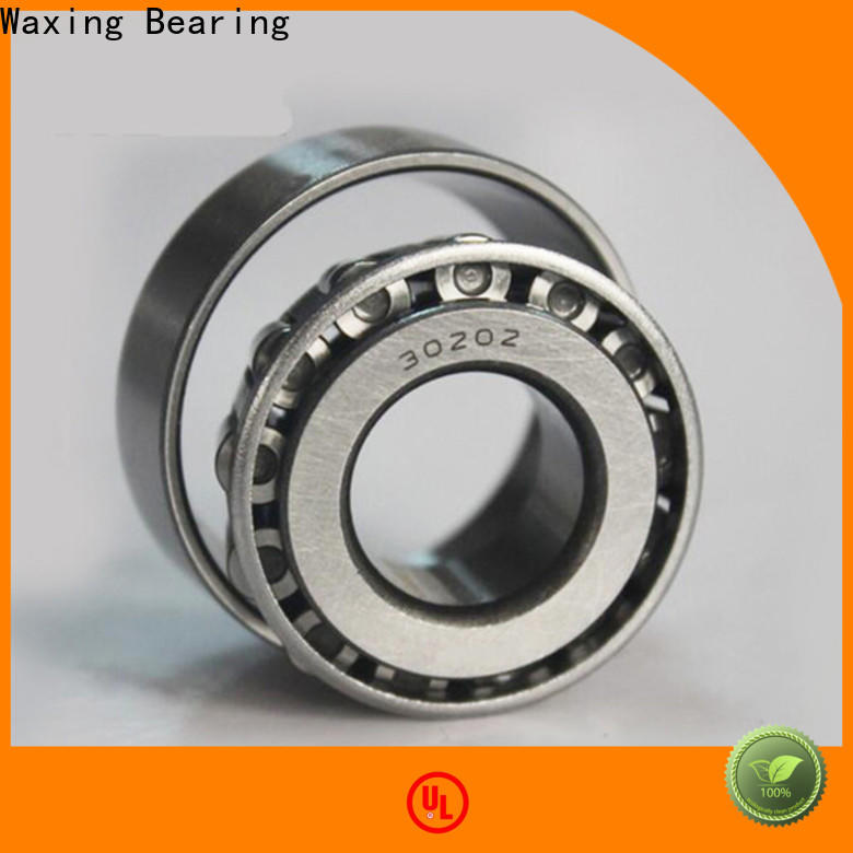 Waxing tapered roller thrust bearing radial load best
