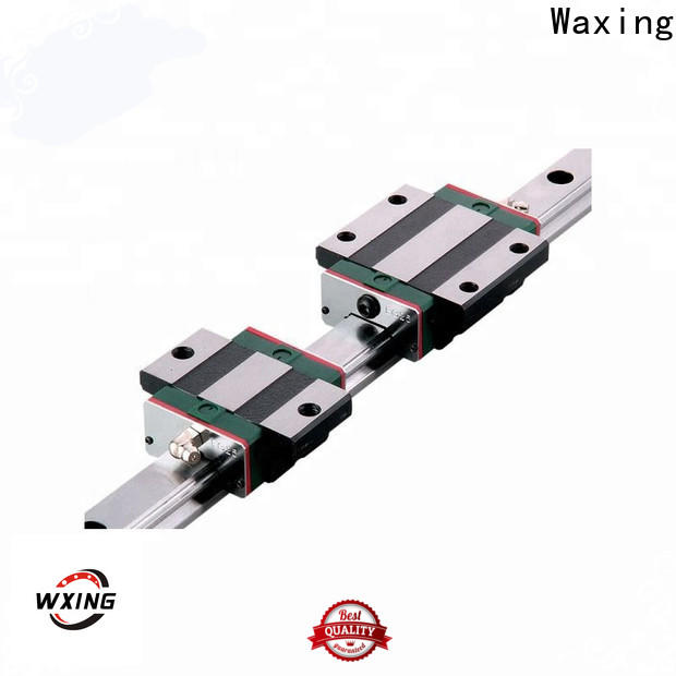 Waxing easy linear bearing manufacturers cheapest factory price for high-speed motion