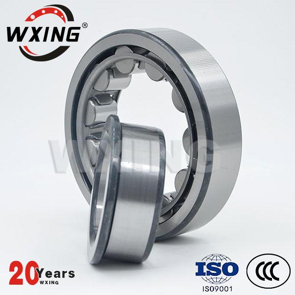 Cylindrical 25x62x24mm Roller Bearing NJ2305E