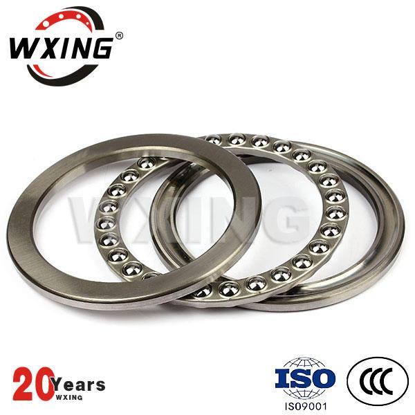 51202 Chrome Steel Thrust Ball Bearing 15*32*12mm