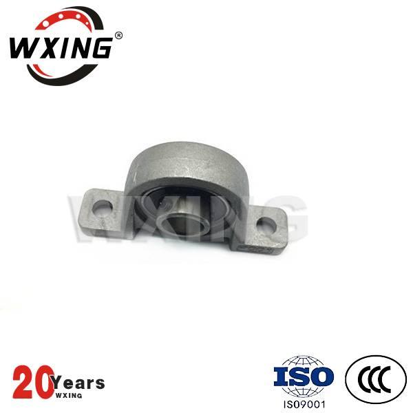 KP001 Pillow Block Bearing 12mm Bore Diameter Zinc Alloy Flange Bearing