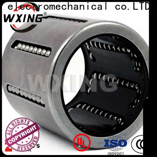 Waxing stainless steel linear bearings low-cost fast delivery