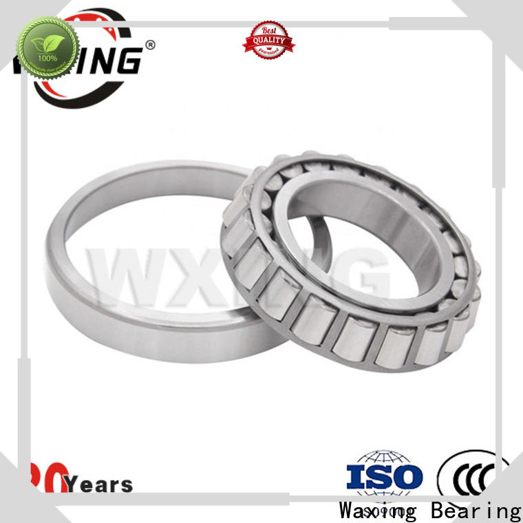 Waxing durable tapered roller bearing price radial load free delivery