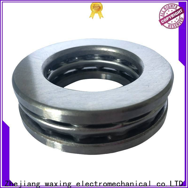 Waxing one-way thrust ball bearing suppliers factory price for axial loads