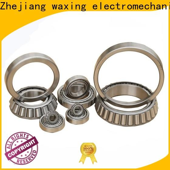 Waxing tapered roller bearing manufacturers large carrying capacity best