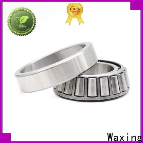Waxing taper roller bearing catalogue radial load top manufacturer