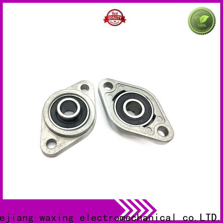 Waxing functional pillow block mounted bearing fast speed at sale