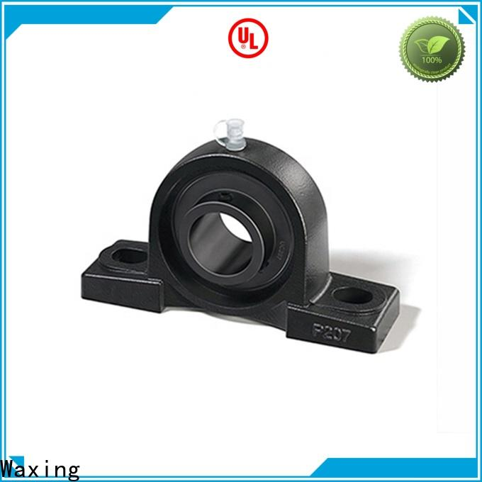Waxing easy installation pillow bearing free delivery high precision