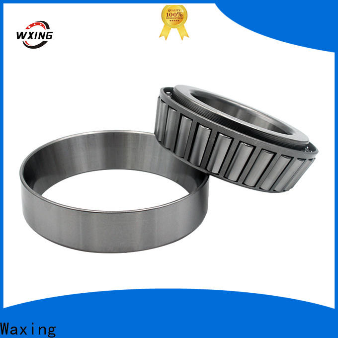 Waxing circular taper roller bearing catalogue large carrying capacity best