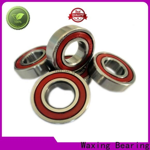 Waxing angular contact thrust ball bearing professional for heavy loads