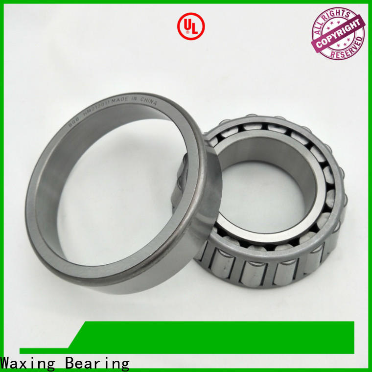 Waxing circular precision tapered roller bearings large carrying capacity free delivery