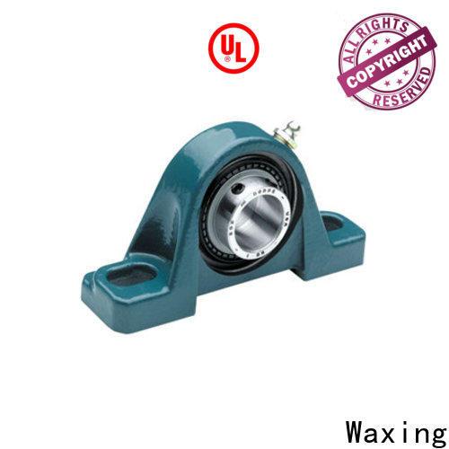 Waxing easy installation plummer block bearing high precision