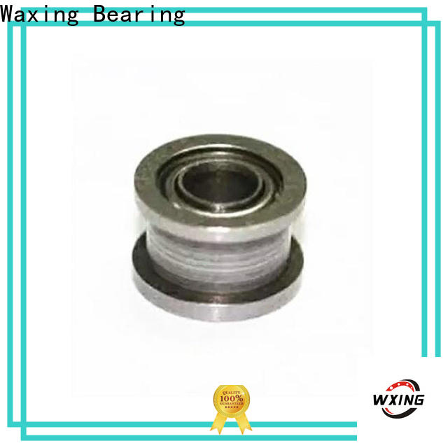 Waxing top deep groove ball bearing manufacturers quality oem& odm