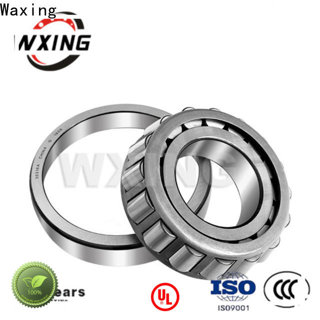 Waxing durable stainless steel tapered roller bearings radial load free delivery