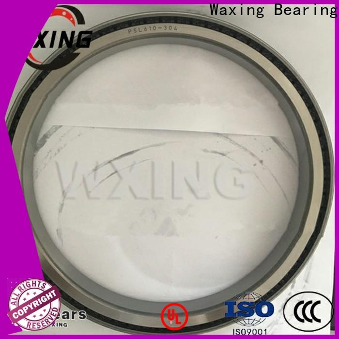 Waxing tapered roller thrust bearing radial load free delivery