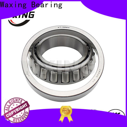 Waxing stainless steel tapered roller bearings axial load best