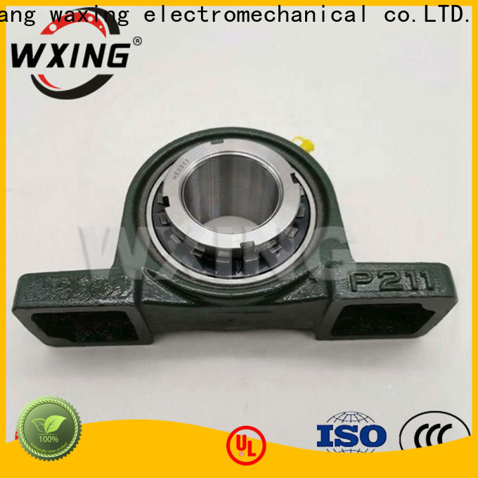 easy installation plummer block bearing assembly high precision