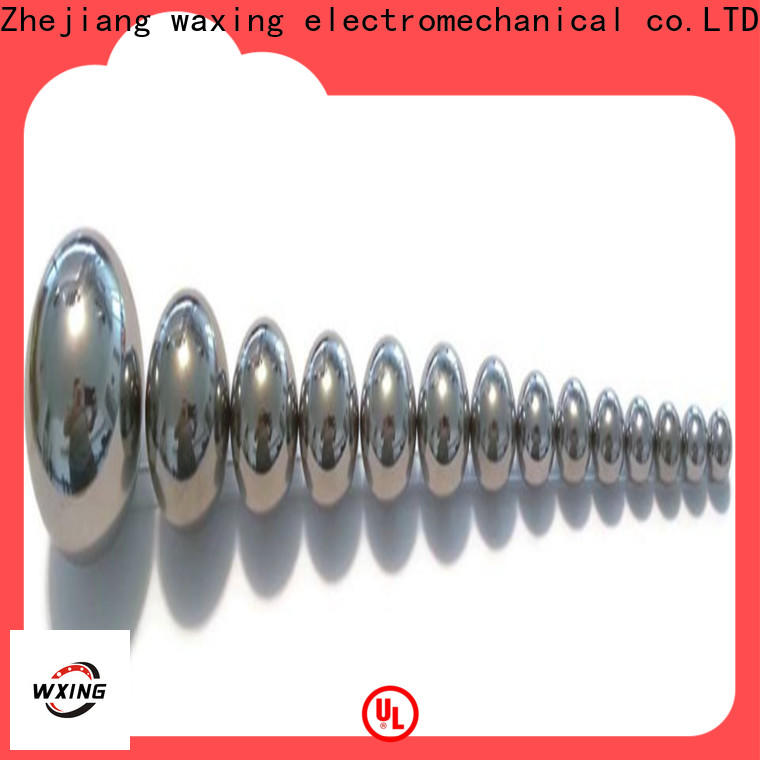 Waxing factory price stainless steel ball bearings cost-effective free delivery