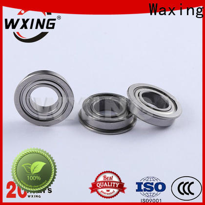 Waxing hot-sale deep groove ball bearing advantages quality oem& odm